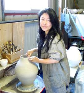 keiko-matsui-at-umina-beach-studio