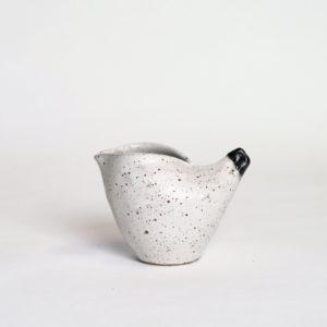 bird jug mini w black tail1